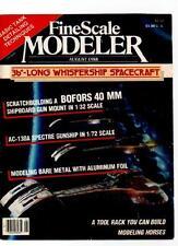 FINE SCALE MODELER MAGAZINE - August 1988