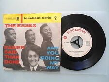 The Essex - Easier Said Than Done (Teenbeat Serie 2), RAR, 7'', Vinyl: vg