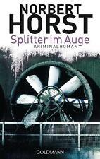 "Buch - Norbert Horst ""Splitter im Auge"""