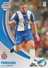 N°126 PANDIANI URQUIZA # URUGUAY RCD.ESPANYOL CARD PANINI MEGA CRACKS LIGA 2008