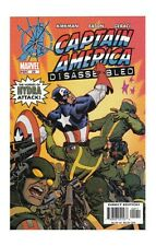 Marvel Comics Captain America #29 (2002 series) (2004) Hordes of Hydra Attack