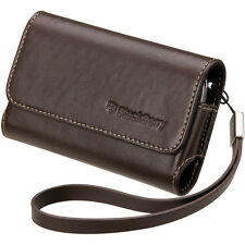 Blackberry Leather Folio Case for 9000 Bold Brown ASY-16004-002