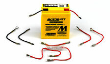 Motobatt MBT6N6 Battery Upgrades 6N6-1B, 6N6-3B, 6N6-3B-1, 6N6-1D, 6N6-1D-2