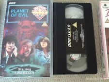 Doctor Who - Planet Of Evil (VHS/H, 1993)