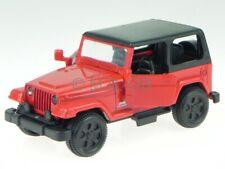 Jeep Wrangler red modelcar 54643 NewRay 1:32