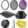 58mm Lens Filter Accessory Kit for CANON EOS Rebel T6i T6 T5i T4i T3i SL1 Camera