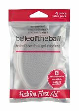 Belle of the Ball: Foot Gel Cushions - Foot Pain Relief, Shoe Inserts, High Heel