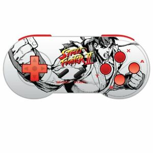 Street Fighter SNES Style Dual Link Controller for SNES, PC, & Mac (Retro-Bit)