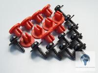 Unterfahrschutz Einbausatz Unterboden Repair Kit Ford C-MAX, Focus, Mondeo