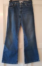 TOMMY HILFIGER BOOTCUT FLARE JEANS - Size 10 - Leg 32 inches
