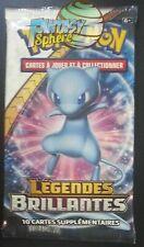 Booster Legendes Brillantes Pokemon soleil et lune 3.5 (x1) Francais Neuf Scellé