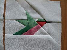 4 Paper Pieced Hummingbird Bird quilt block