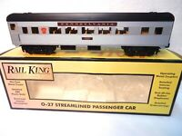 MTH Rail King 30-6071 Pennsylvania Streamlined Lighted Passenger Car--New w Box!