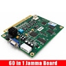 New 60 in 1 Jamma Board Classical Game for Arcade Machine Ships Free from USA