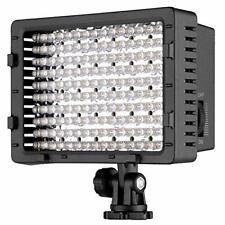 Neewer CN-160 LED Luz de vídeo 160-bola del LED de Montaje Canon, Nikon, Sigma