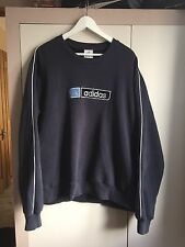 Vintage 90s Adidas Sweater Sweatshirt