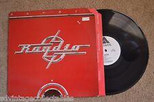 RAYDIO white label disco promo RECORD LP VG++