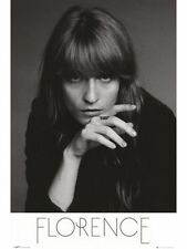 "FLORENCE AND THE MACHINE POSTER ""BRAND NEW"" HOW BIG,HOW BLUE,HOW BEAUTIFUL"