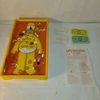 2005 Milton Bradley Operation The Simpsons Ed. Board Game Complete- See Descrip.