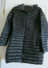 Arc'teryx Women's Nuri Down Black Coat Size M EUC List $399