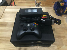 2 XBOX360's AS-IS/Unknown working condition + 2 Controllers, 1 power and 1 RCA