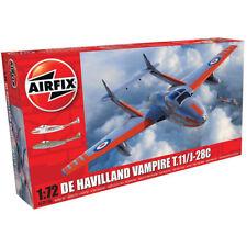 AIRFIX A02058A deHavilland Vampire T.11 / J-28C 1:72 Aircraft Model Kit