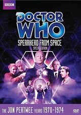 New - Doctor Who: Spearhead from Space (Story 51) - Special Edition