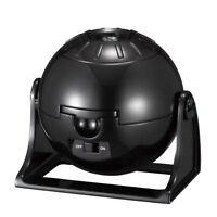 SEGA TOYS HOMESTAR Light Black  Home Planetarium Free Ship w/Tracking# New Japan