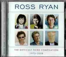 Ross Ryan - Difficult Third Compilation 1973 - 2008 - Australian Jewel Case CD