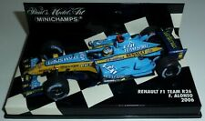 WOW EXTREMELY RARE Renault R26 Fer Alonso GP Nürburgring 2006 1:43 Minichamps