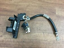 Audi A5 B8 8T 2011 2.0 TDI negative battery cable and terminal 8k0915181e