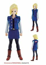 DRAGON BALL Android 18 MegaHouse Japan Official New F/S