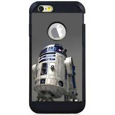 For Apple iPod Touch 5/6 5th/6th Gen. Hybrid Case Cover Star Wars R2D2 Realpix