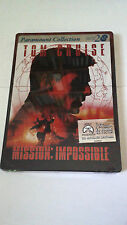 "DVD ""MISSION IMPOSIBLE"" PRECINTADO 2DVD CAJA DE METAL STEELBOOK TOM CRUISE"