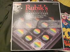 Rubik's Magic Strategy Game COMPLETE Matchbox 1987
