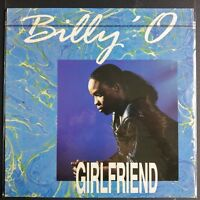"Billy' O ‎– Girlfriend (Vinyl, 12"", Maxi 33 Tours)"