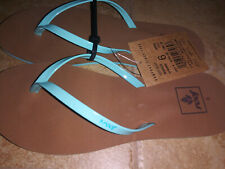 NEW $23 Womens Reef Bliss Sandals Flip flops, size 6                shoes
