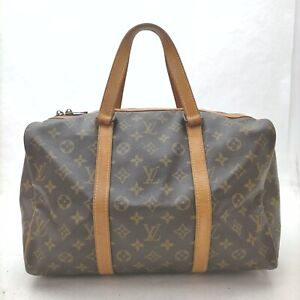 Louis Vuitton Boston Bag Sac Souple 35 M41626 Browns Monogram 915712