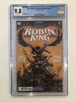 Dark Nights: Death Metal Robin King #1 CGC 9.8 - 2020 Batman