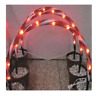 "20""x11"" 3 Piece Lighted Candy Cane Arch Pathway Driveway Marker Christmas Decor"