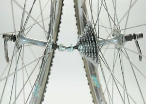 """SHIMANO DEORE LX M550 RITCHEY VANTAGE SPORT 7 SPEED 26"""" BICYCLE WHEELSET 135 MM"""