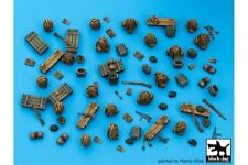 Black Dog T72033 1/72 German WW2 equipment accessories set