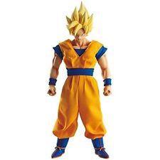 Dimension of DRAGONBALL Z Super Saiyan Son Goku Figure Mega House Japan new.