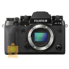 NEW BOXED FUJIFILM X-T2 XT2 CAMERA BODY / 4K