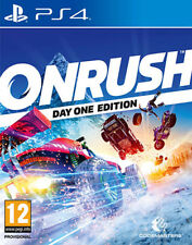 Onrush Day One Edition (Guida / Racing) PS4 Playstation 4 IT IMPORT CODEMASTERS