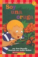 Soy Una Oruga (Coleccion Hola, Lector, Nievel 1) (Spanish Edition)