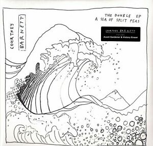 COURTNEY BARNETT The Double EP A Sea Of Split Peas VINYL 2LP BRAND NEW