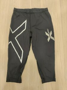 2XU Compression Tights Fitness Gym Women's Shorts Size L
