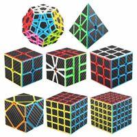 Infinity Magic Cube Toy 3x3 2x2 4x4 Smooth Speed Rubik Puzzle Rubics Rubix AU