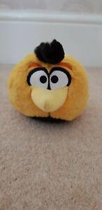 """RARE Official Rovio """"Bubbles"""" Orange Bird 5"""" Plush Toys - Angry Birds"""